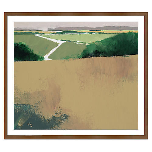 Valley View Study, Greg Hargreaves