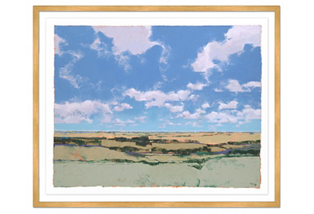 Greg Hargreaves, Late Summer Sky