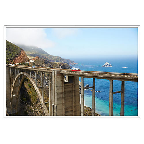 Bixby Bridge, Pascal Shirley