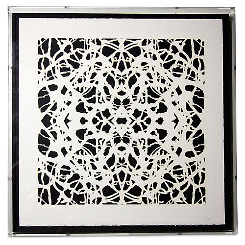 Nest-Charcoal, Donna Ruff