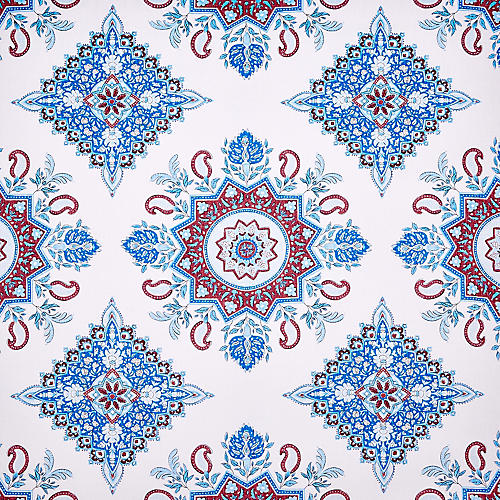 S/10 Mark D Sikes, Medallion Gift Wrap Sheets