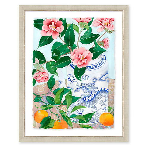 Gabby Malpas, Camellias & Citrus