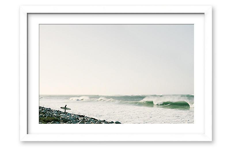 Christine Flynn, Kommetjie Surfer