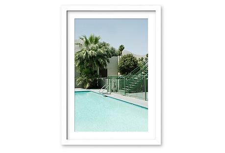 Sugarbush Pool, Christine Flynn