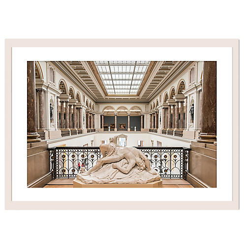 Richard Silver, Brussels' Royal Museum Hall