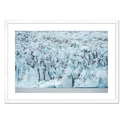 Glacier Bay Iceland I, Richard Silver