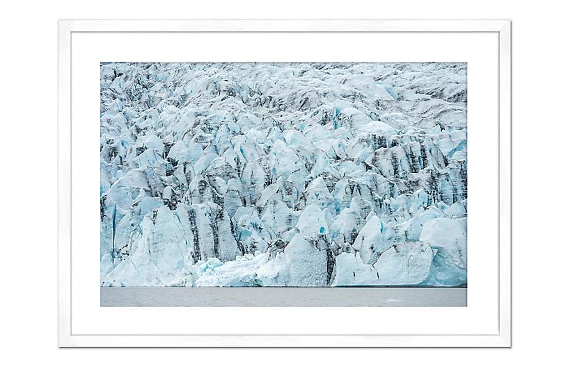 Richard Silver, Glacier Bay Iceland I
