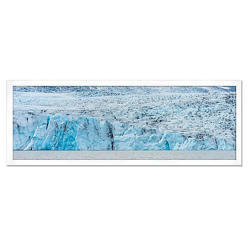 Glacier Bay Iceland Panorama, Richard Silver