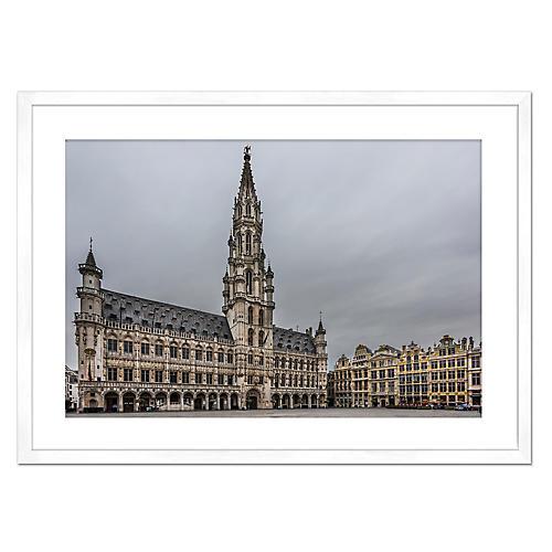 Grote Markt Brussels II, Richard Silver