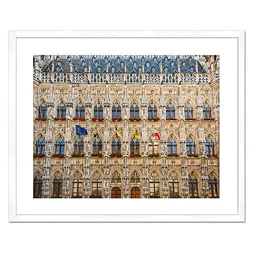 Richard Silver, Leuven Town Hall