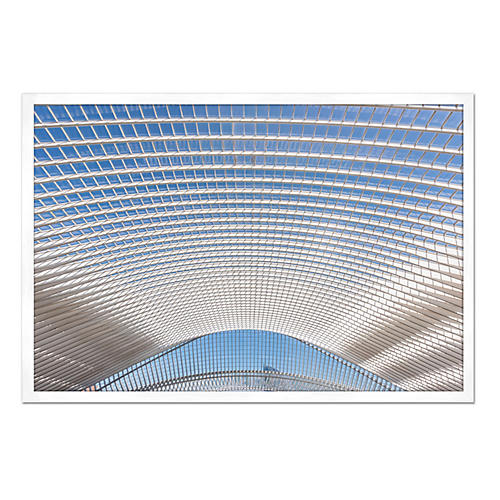 Richard Silver, Liège-Guillemins Station