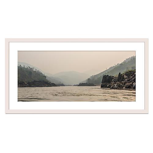 Mekong River, Richard Silver