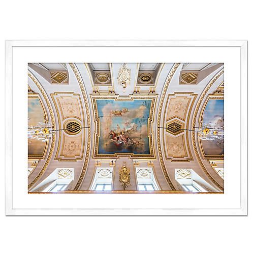 Royal Palace Ceiling, Richard Silver