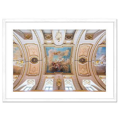 Richard Silver, Royal Palace Ceiling