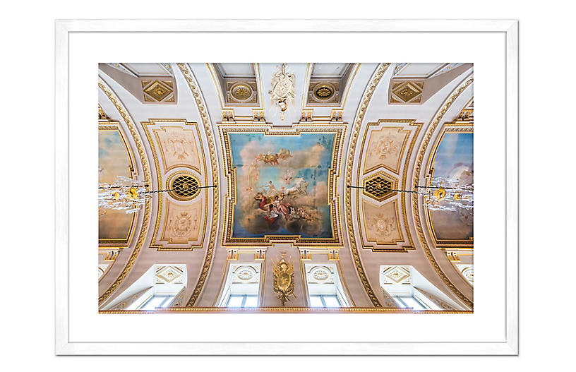 Richard Silver, Royal Palace Ceiling