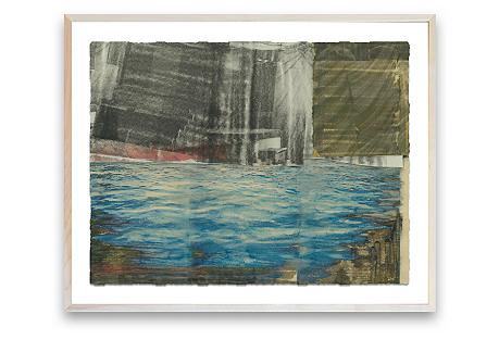 Water's Edge, Cassandra Baker