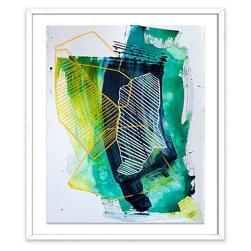 Linda Colletta, Organic Geometry I