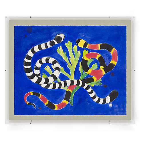 Cobalt Serpents, Laura Roebuck
