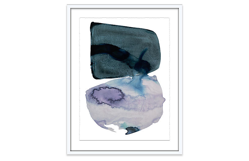 Kate Roebuck, Watercolor IX