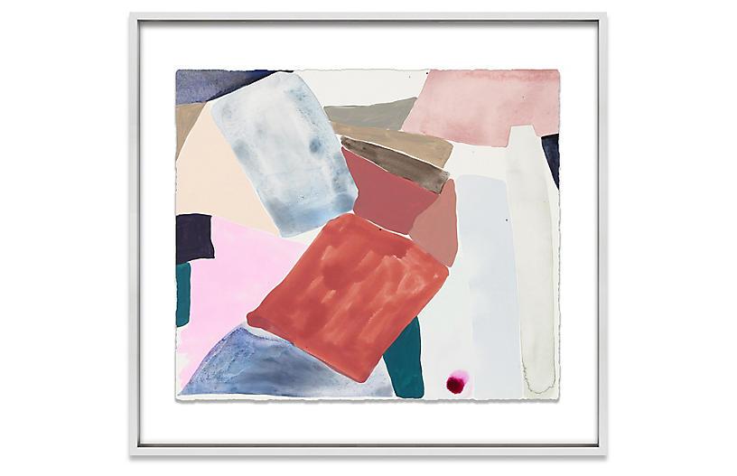 Jen Garrido, Moving Pieces III