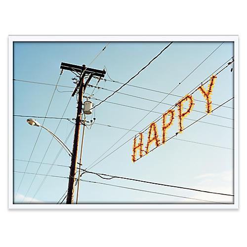Alex Hoerner, Happy