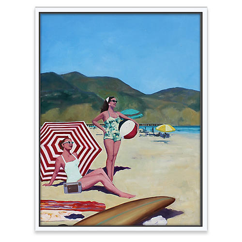 Malibu, T.S. Harris
