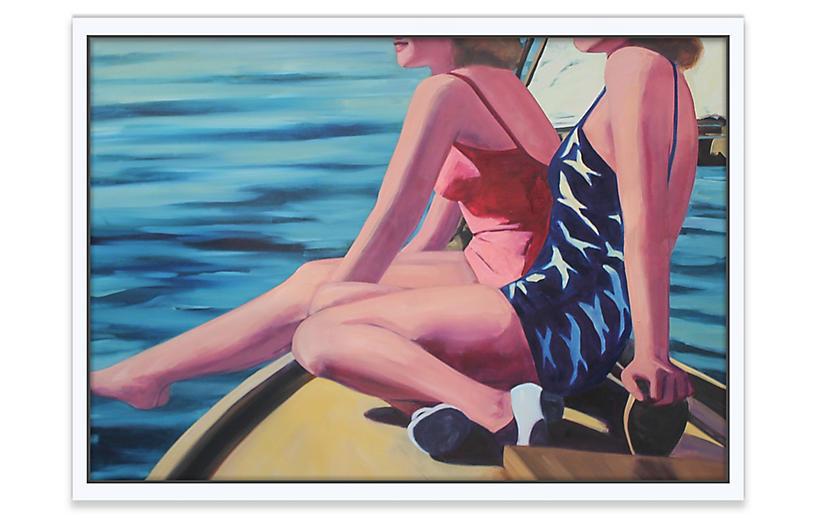 T.S. Harris, Sailing Girls