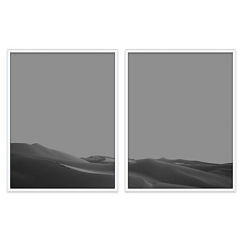 Imperial Dunes III Diptych, Alex Hoerner