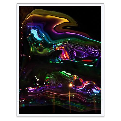 Alex Hoerner, Surface Tension III, Black