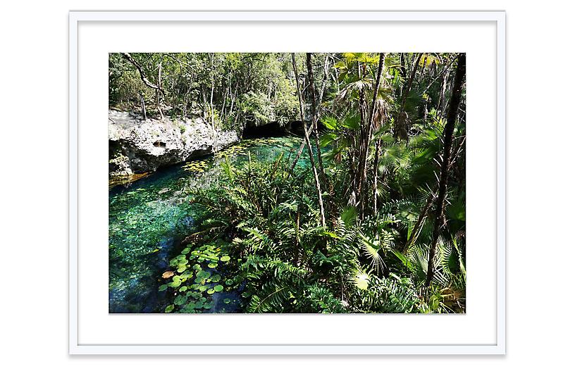 Natalie Obradovich, Cenote Nict-Ha