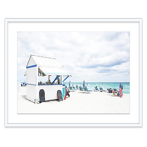 Natalie Obradovich, Miami Beach Shack