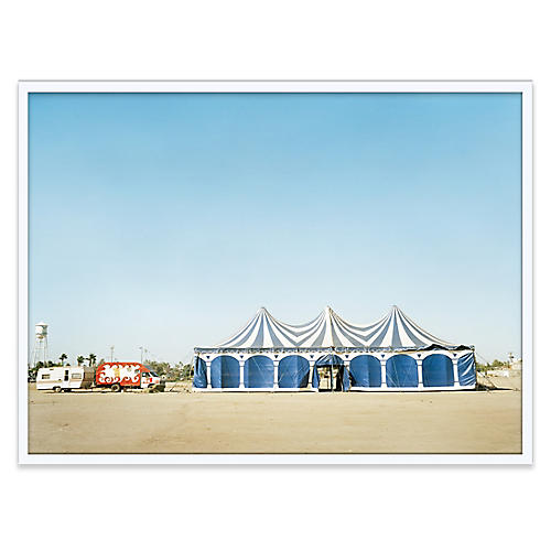 Salton Sea Circus, Alex Hoerner