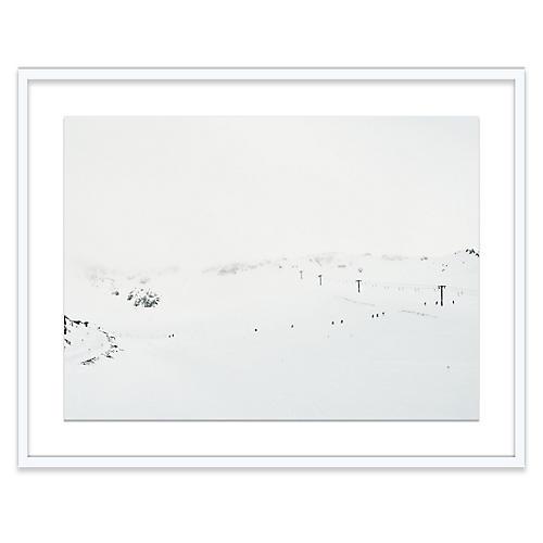 Horstman Glacier, Bryce Duffy