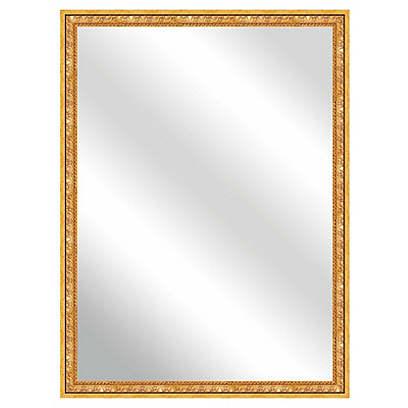 Brayan Wall Mirror, Gold