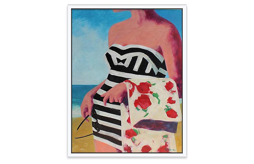 T.S. Harris, Bathing Suit