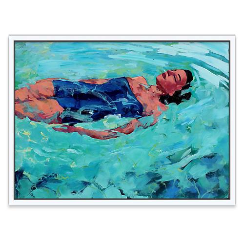 T.S. Harris, Floating