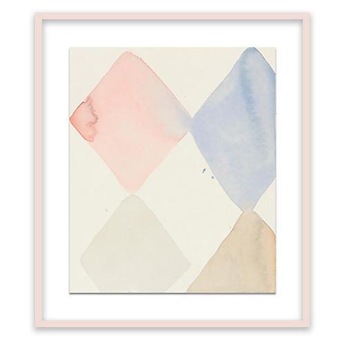 Color Stacks-Diamond, Jen Garrido