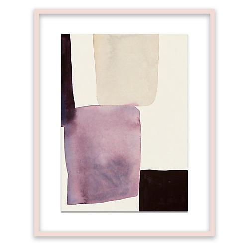 Color Stacks-Eggplant, Jen Garrido