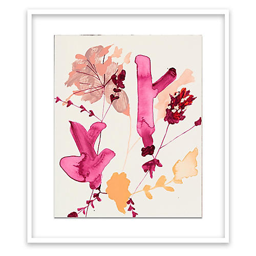 Pinks I, Jen Garrido