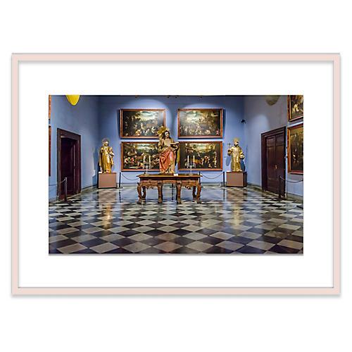 Archbishop's Palace of Lima, Richard Silver