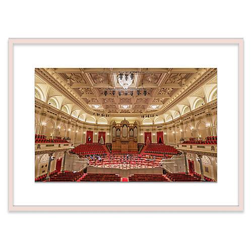 Concertgebouw Amsterdam, Richard Silver