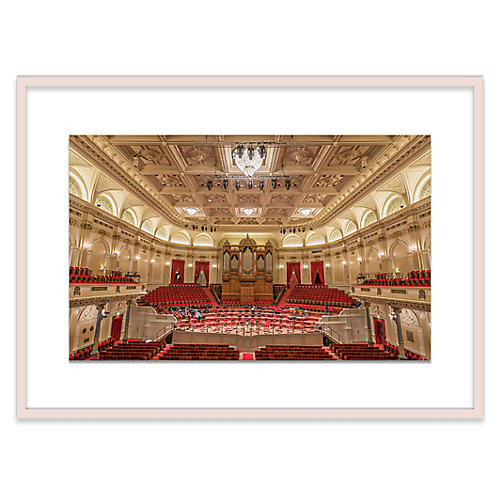 Richard Silver, Concertgebouw Amsterdam