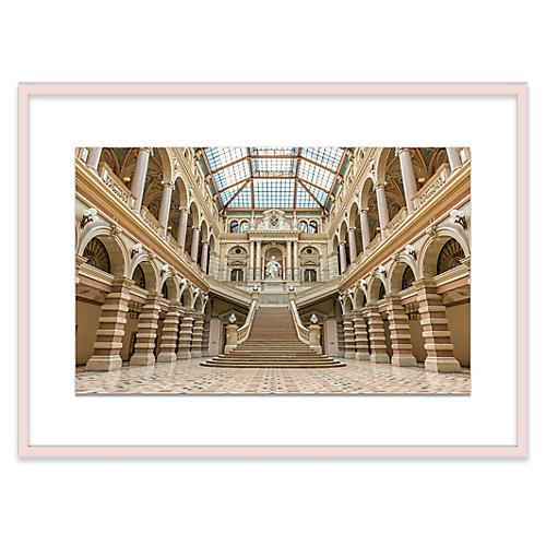 Palace of Justice, Vienna, Richard Silver