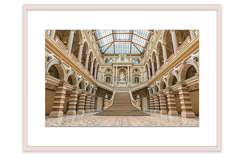 Richard Silver, Palace of Justice, Vienna