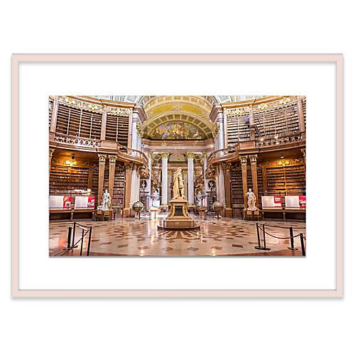 Vienna National Library, Richard Silver