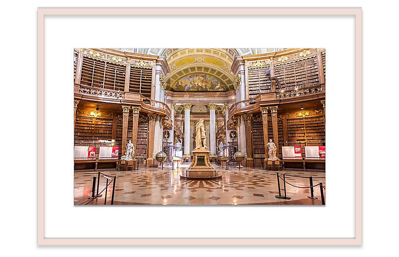 Richard Silver, Vienna National Library