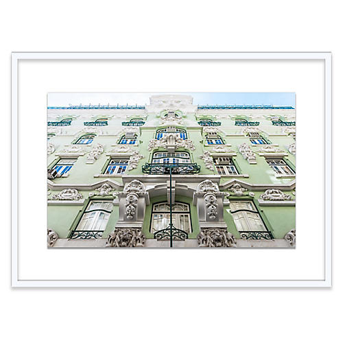 Green Building, Lisbon Photograph
