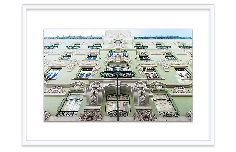 Richard Silver, Green Building, Lisbon