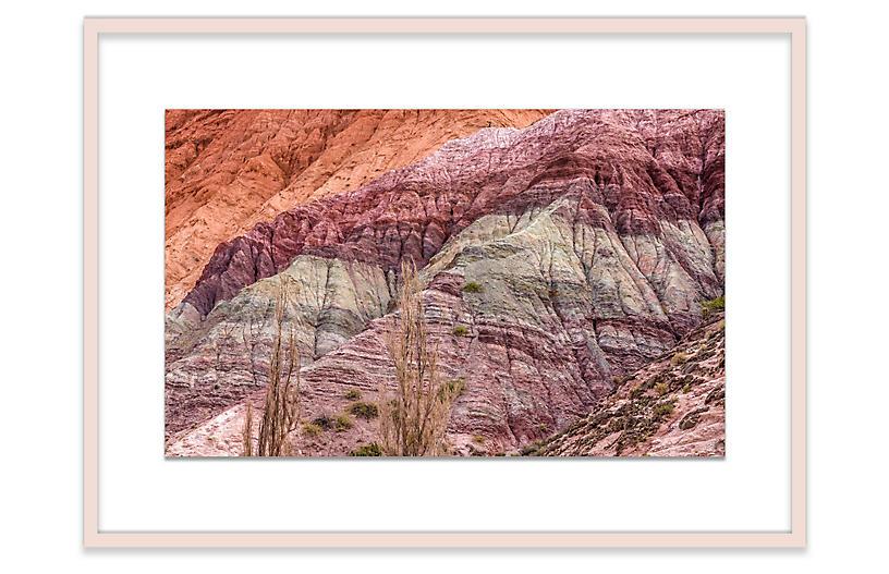 Richard Silver, Calafate Mountains