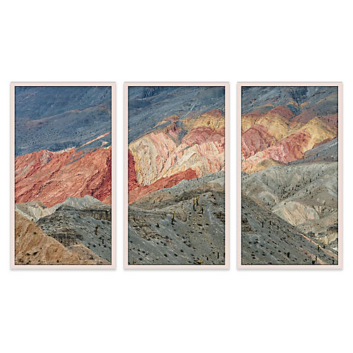 Richard Silver, Salta Mountains II